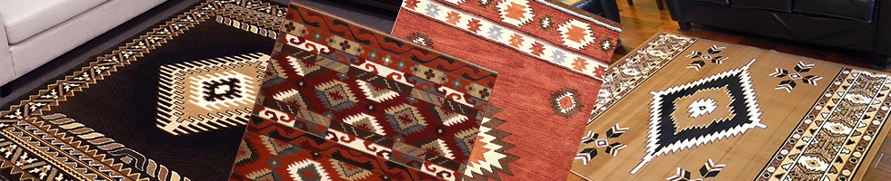 Southwestern-Lodge Rugs