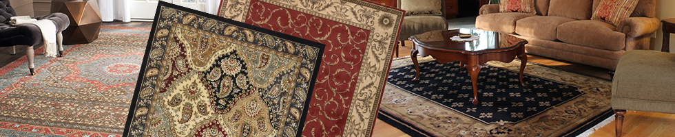 Traditional-Oriental Rugs