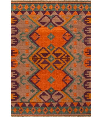 Jaipur Rugs Anatolia Kaliediscope AT07 Orange-Purple