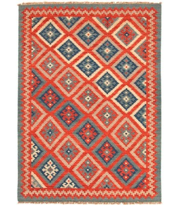 Jaipur Rugs Anatolia Ottoman AT01 Red-Blue