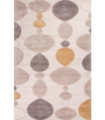 Jaipur Rugs Blue Creekstone BL102 Ivory-Gray