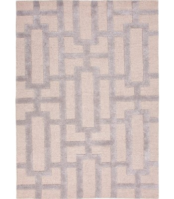 Jaipur Rugs City Dallas CT09 Ivory-Gray