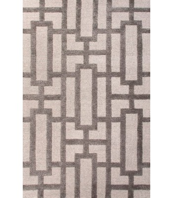Jaipur Rugs City Dallas CT36 Ivory-Gray