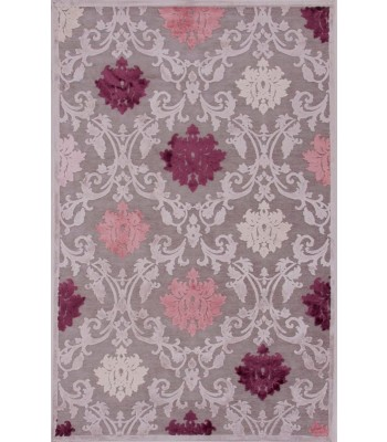 Jaipur Rugs Fables Glamourous FB26 Gray-Purple