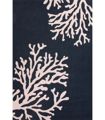 Jaipur Rugs Grant Bough Out GD48 Blue-Ivory