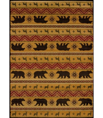 United Weavers Affinity Nordic Bear Spice