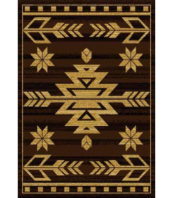 United Weavers Affinity Teton Brown