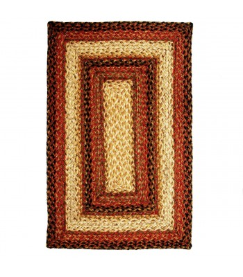Homespice Jute Braided Russett