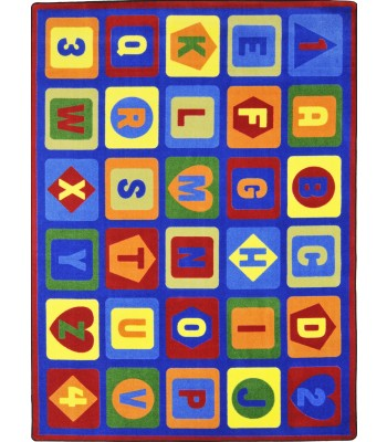 Joy Carpet - Kid Essentials - Early Childhood Lots to Learn Multi