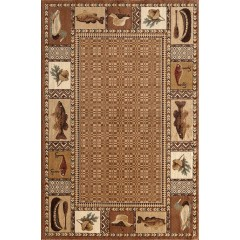 Central OrientalLodge RennisanceOkenaBrown-Beige