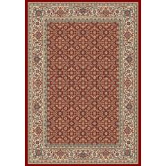 Dynamic RugsAncient Garden57011-1414Red-Ivory