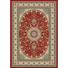 Dynamic RugsAncient Garden57119-1414Red-Ivory