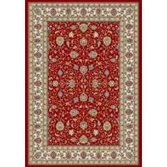 Dynamic RugsAncient Garden57120-1464Red-Ivory