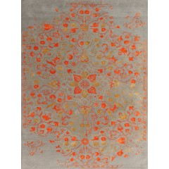 AmerArtistART3Silver-Orange
