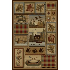 American Cover DesignWilderness759Multi