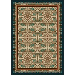 Colorado CarpetsArizona TrailsPoints WestTeal