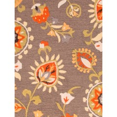 Jaipur RugsBlossomAmhurst BSM13Gray/Orange
