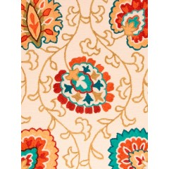 Jaipur RugsBlossomElliot BSM10Ivory/Orange