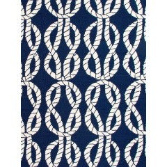 Jaipur RugsCoastal LagoonRoped in COL23Blue/White