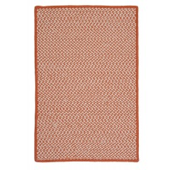 Colonial MillsOutdoor Houndstooth TweedOT19Orange