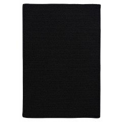 Colonial MillsSimply Home SolidH031Black