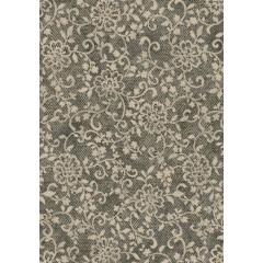 Dynamic RugsEclipse63293-4363Brown Multi