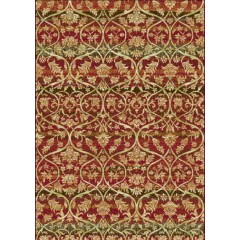 Dynamic RugsHeritage89484-1262Red-Multi