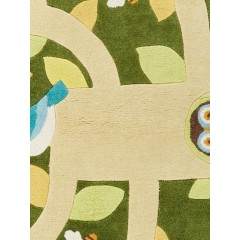 Jaipur RugsIconic By Petit CollageTreetop IBP11Green/Yellow
