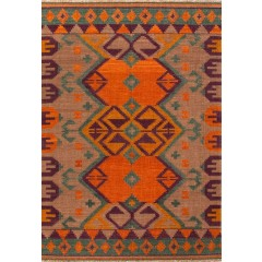 Jaipur RugsAnatoliaKaliediscope AT07Orange-Purple