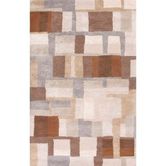 Jaipur RugsBlueAdell BL126Gray-Brown