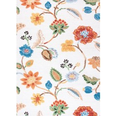 Jaipur RugsBlueGarden Party BL33Ivory-Multi