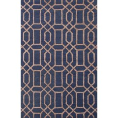 Jaipur RugsCityBellevue CT52Blue-Taupe