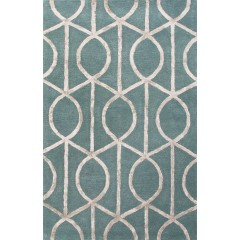 Jaipur RugsCitySeattle CT35Blue-Gray