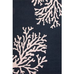 Jaipur RugsGrantBough Out GD48Blue-Ivory
