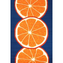 Jaipur RugsGrantCitrus GD44Orange-Blue