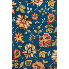 Jaipur RugsHaciendaFeria HAC05Blue-Multi
