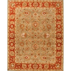 Jaipur RugsMythosAnthea MY05Green-Red