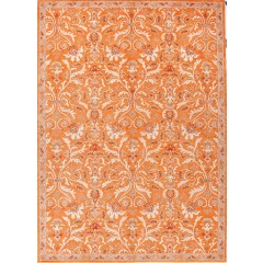 Jaipur RugsPoemeCorsica PM33Orange-Ivory