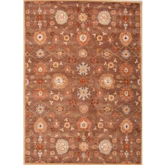 Jaipur RugsPoemeNantes PM14Brown-Red