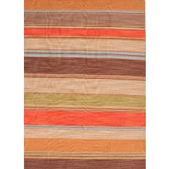 Jaipur RugsPura VidaLa Palma PV22Red-Brown