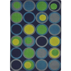 Joy Carpet Kid Essentials Area Rugs Circle Back