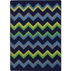 Joy CarpetKid Essentials - Teen Area RugsSonicNavy