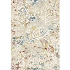 Dynamic RugsPrism4437-109Ivory-Multi