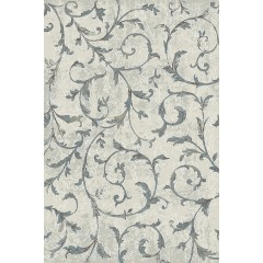 Dynamic RugsRoyal Treasure90271-931Soft Blue-Mocha