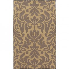Surya RugsMarket PlaceMKP-1015Brown