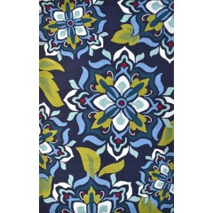 The Rug MarketAndalucia 25481ANavy Blue