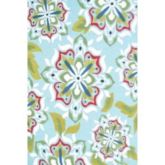 The Rug MarketAndalucia 25482ALight Blue