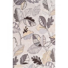 The Rug MarketEcconox Oak Lane72504DCream-Brown