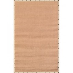 The Rug MarketFrisco Beige Border23318STan-Beige