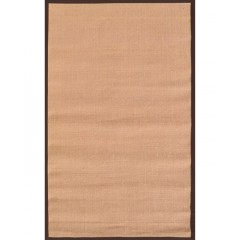 The Rug MarketFrisco Brown Border23322DTan-Brown